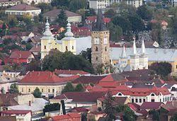 Birth of Baia Mare Municipality
