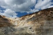 O săptămână în cel mai mare crater din Europa