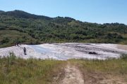 A Unique Route in Europe among Mud Volcanoes