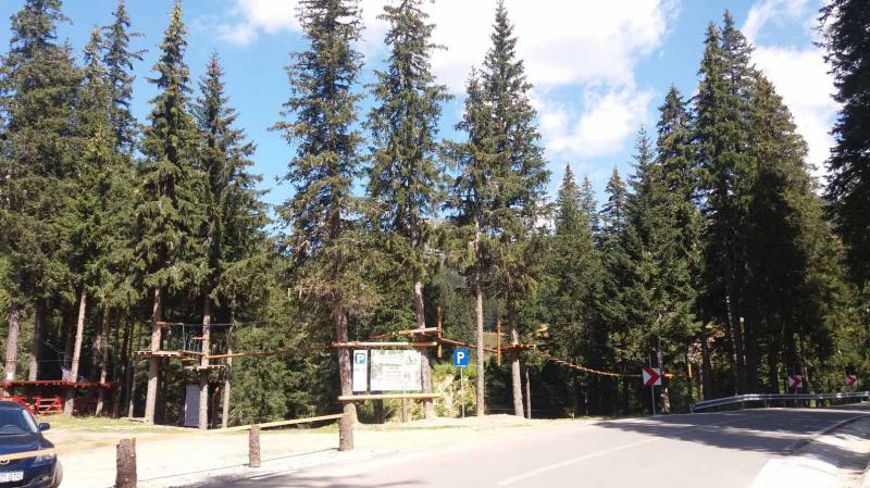 Adventure Park Pestera
