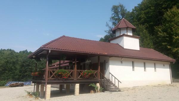 Sinca Monastery