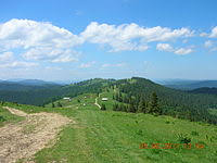Peak of the Taliens