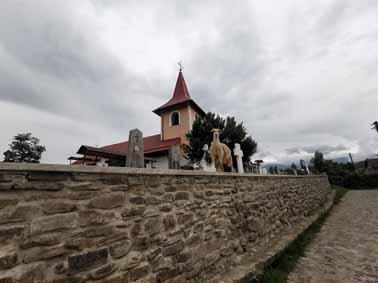 The Old Baiesti Church