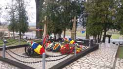 The tomb of Avram Iancu