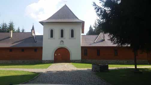 Lapusna Monastery