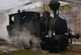 Litle train Alba-Zlatna