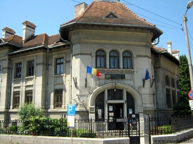 Biblioteca Mihai Eminescu