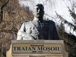 Statue of General Traian Mosoiu