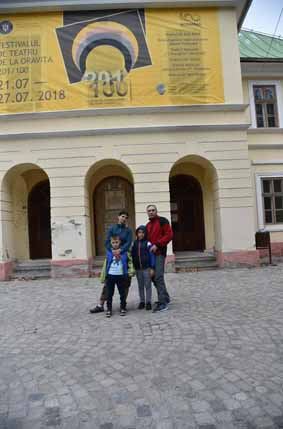 Old Mihai Eminescu Theater