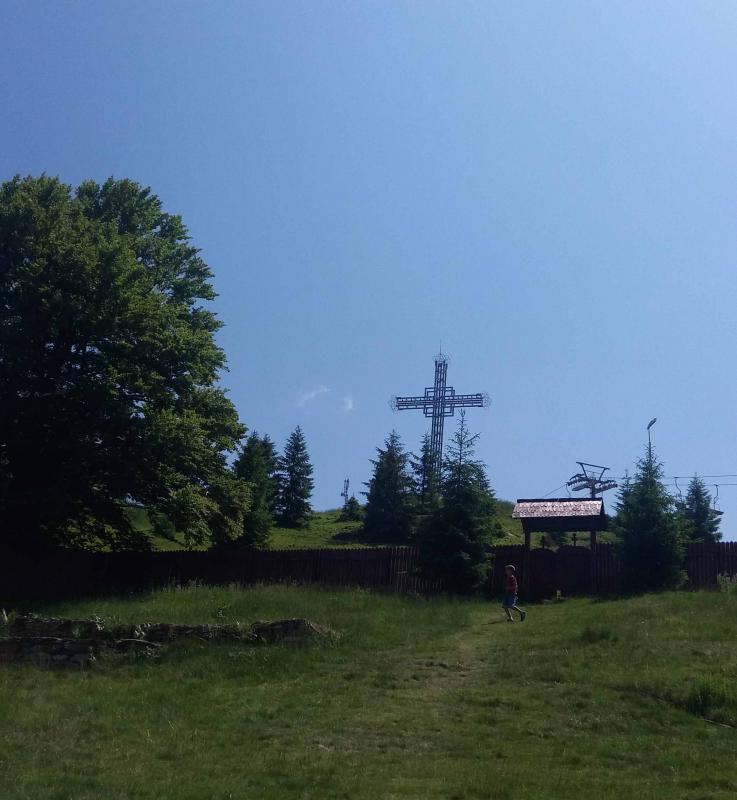 Crucea Eroilor de la Straja