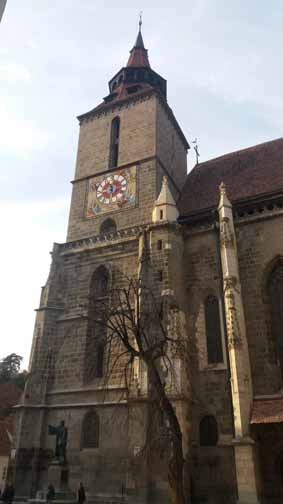 Watch Tower of the Black Church