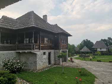 Museum of Folk Architecture Gorjenesti