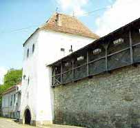 Bistrita Fortress