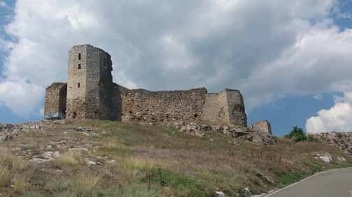 Enisala Fortress