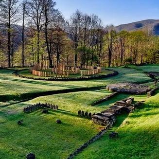 Dacian fortress Sarmizegetusa Regia