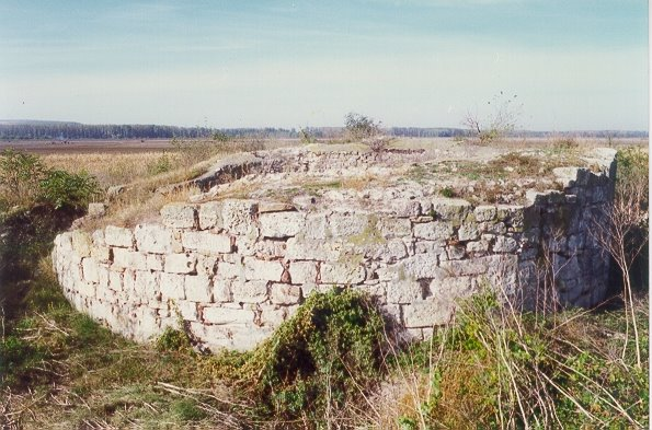 The Roman fortress Turris