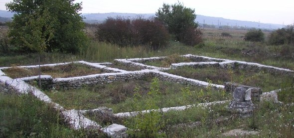 The Dacian fortress Tibiscum