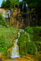 Pisoaia Waterfall