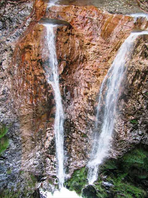 Moara Dracului Waterfall