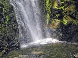 Curcubeu Waterfall