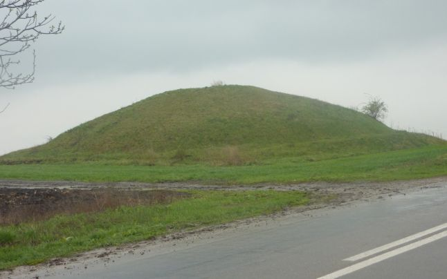 Hills with giants
