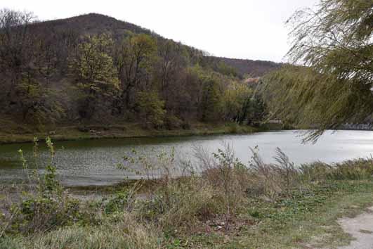 Lakes of Oravita