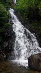 Patraheitesti Waterfall