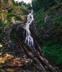 Waterfall Bohodeiului
