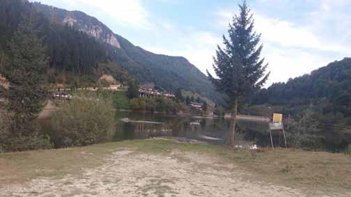 Saticu Lake