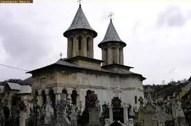 Biserica Suseni din Rucar