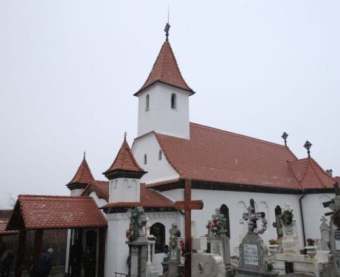 The church Tohanu Nou