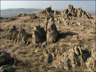 Ghiunghiurmez Hill