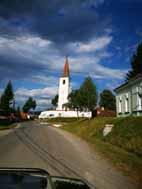 Fortified church Frumoasa
