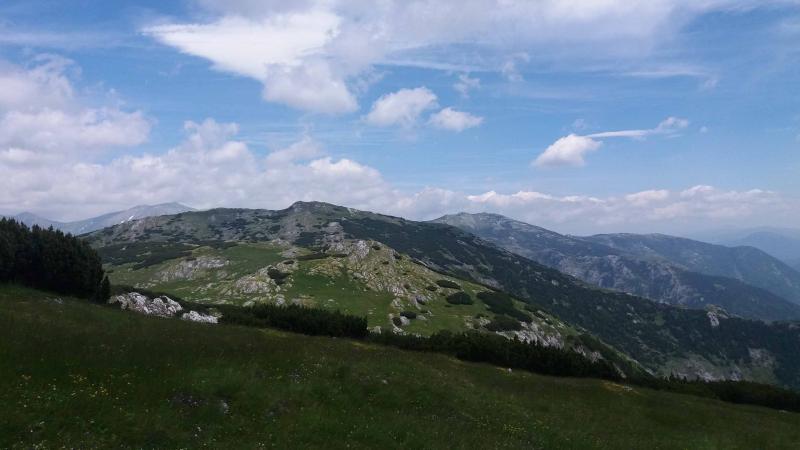 Muntii Piule-Iorgovanu