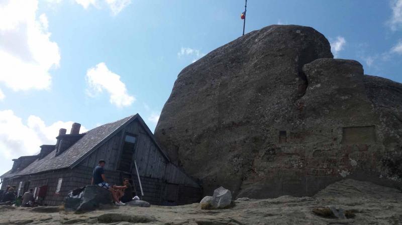 Omu peak