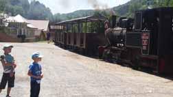 Little Train Abrud-Campeni