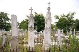 Sulina cemetery