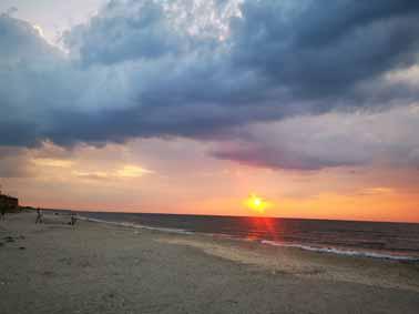 Vama Veche beach