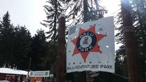 Adventure park Balu