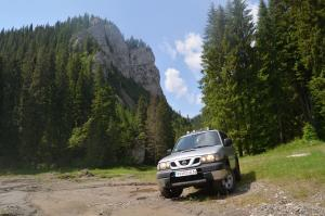 Off road trips Capatani Mountains