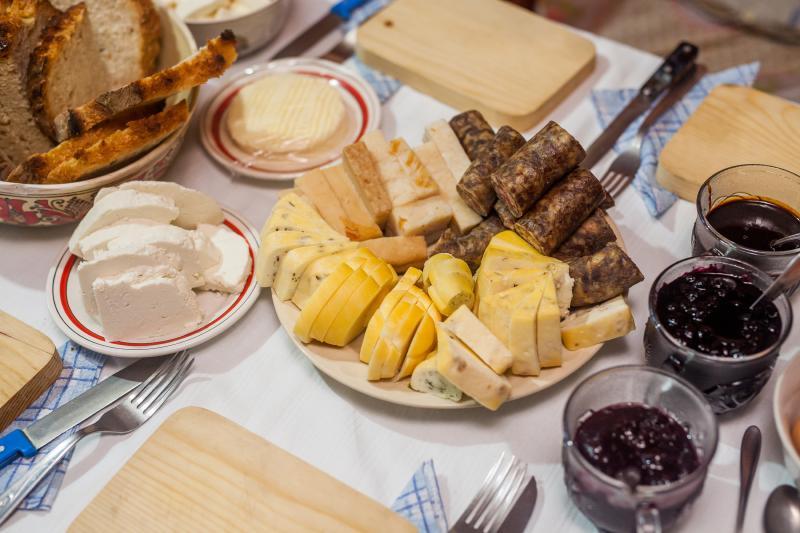 Food tour Marginimea Sibiului