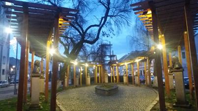 Odorheiu Secuiesc Memorial Park