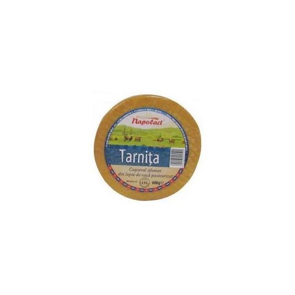 Semi-hard yellow cheese