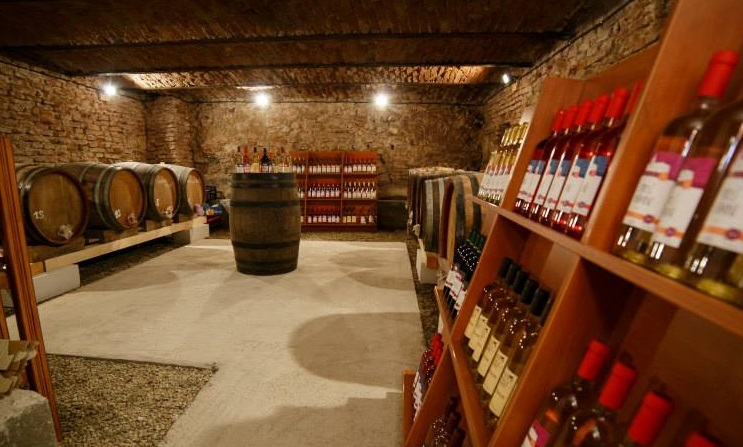 Takacs Cellar