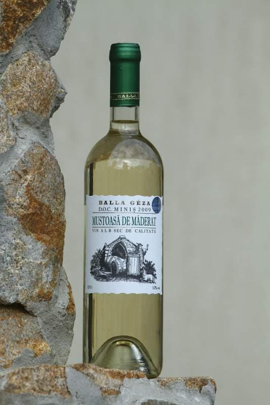 Mustoasa de Maderat