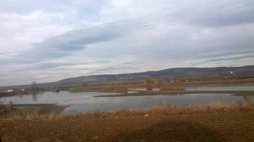 Feldioara Lake