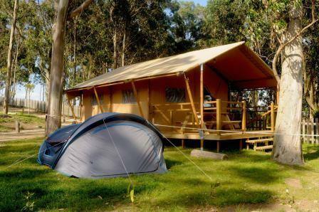 Camping Panorama