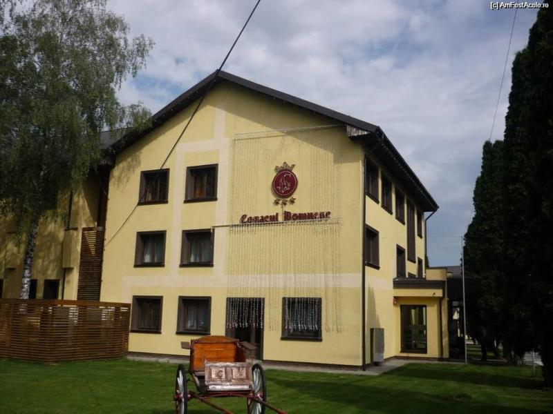 Conacul Domnesc din Suceava