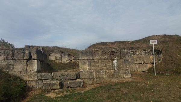 Blidaru Fortress