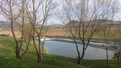 Saratel Lake